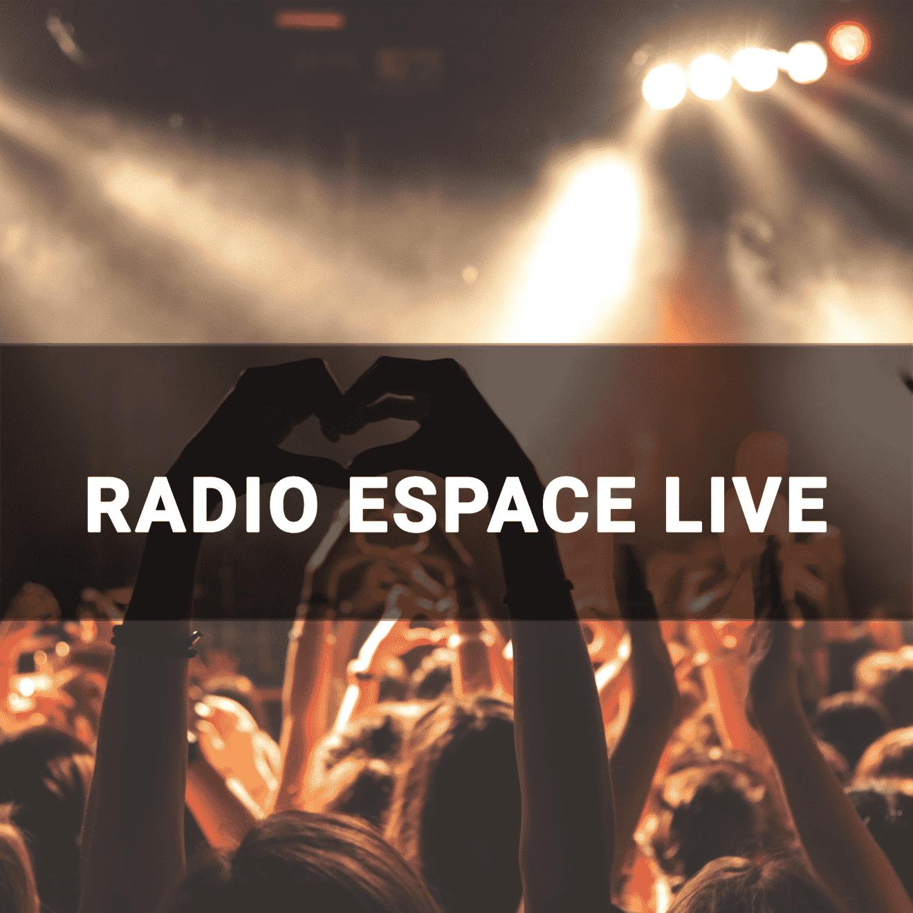 Personne qui assistent à un concert - Radio espace Live