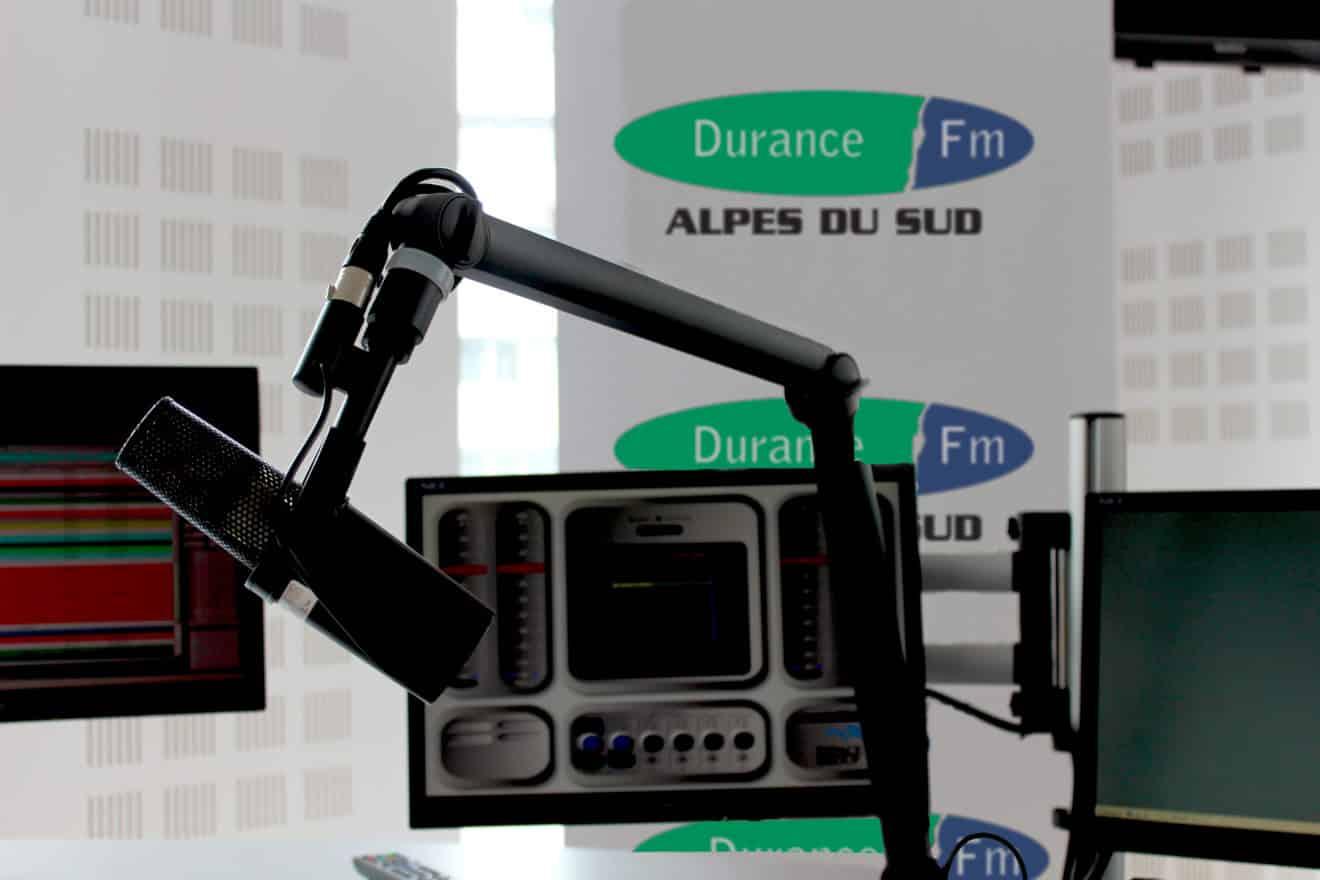 Micro radio Durance Fm