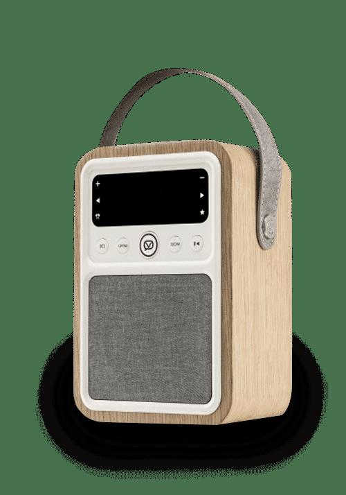 Petite enceinte radio