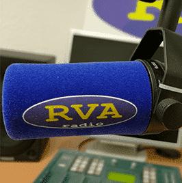 Micro d'enregistrement pour la radio RVA